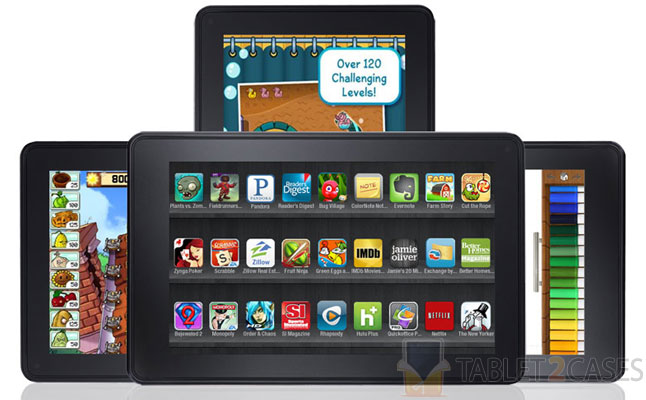 Kindle Fire dissatisfies early users