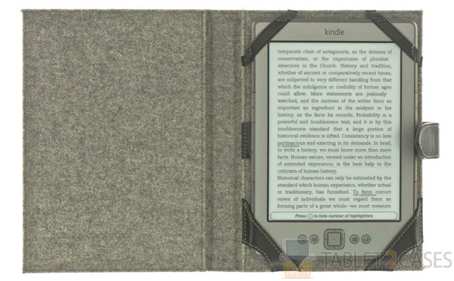 M-Edge Holmes Jacket for Kindle 4 and Kindle Touch screenshot