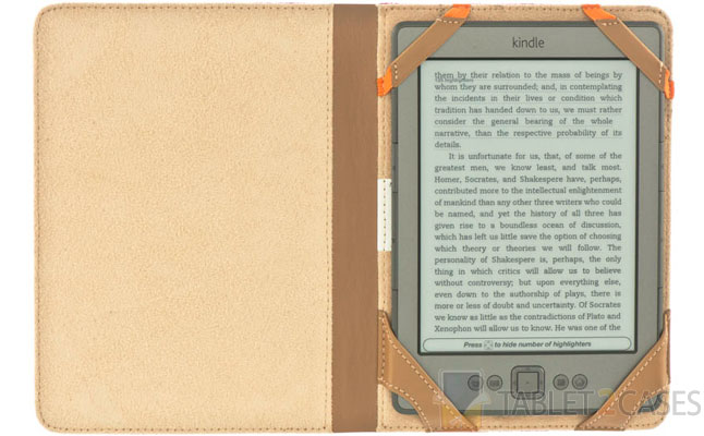 Trip Jacket for Kindle 4 from M-Edge