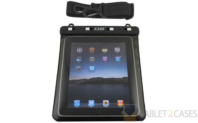 OverBoard Waterproof iPad Case with Shoulder Strap