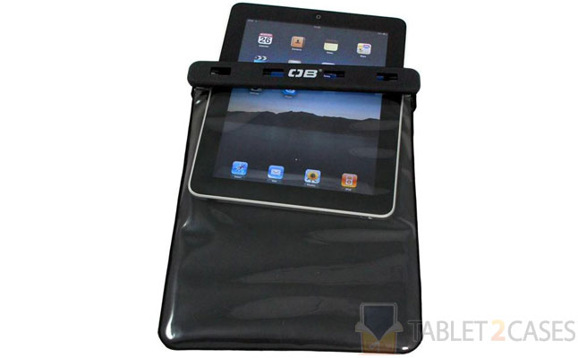 OverBoard Waterproof iPad Case with Shoulder Strap review