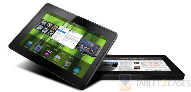 PlayBook tablets pile up in warehouses