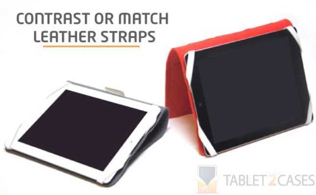 Don't Panic iPad Case & Stand from Product Design review