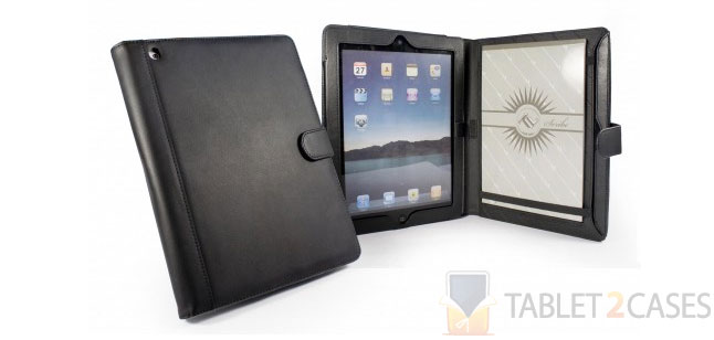 Scribe Folio Stasis for iPad 2 from Tuff-Luv