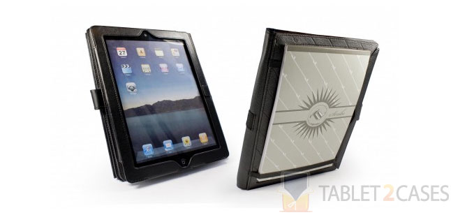 Scribe Folio Stasis for iPad 2 from Tuff-Luv review