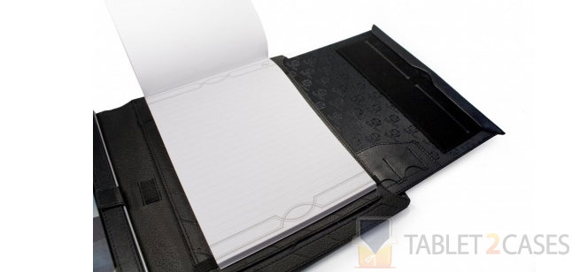 Scribe Folio Stasis for iPad 2 from Tuff-Luv screenshot