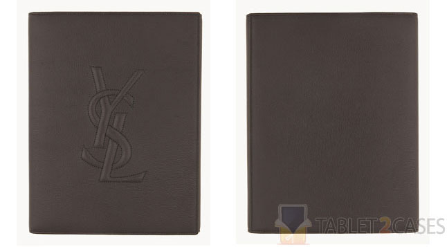 Yves Saint Laurent Logo iPad Case
