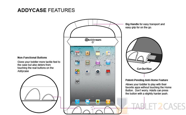 AddyCase for iPad 2 review