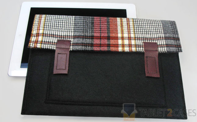 Belvi Designs iPad 2 Sleeve Case Cover