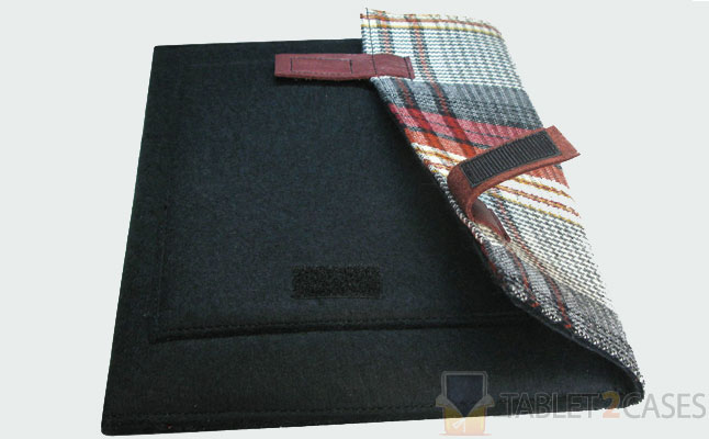 iPad 2 Sleeve Case Cover from Belvi Designs