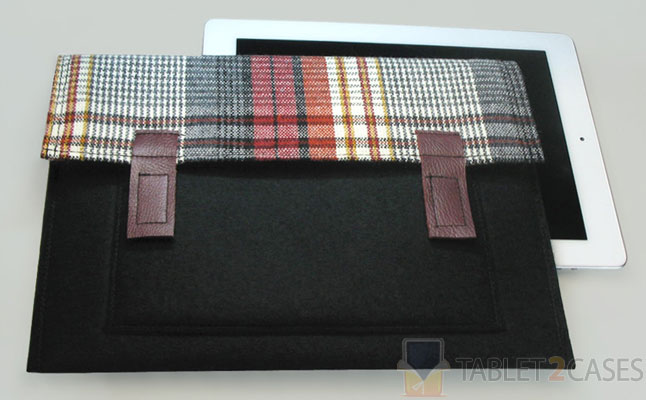 iPad 2 Sleeve Case Cover from Belvi Designs screenshot