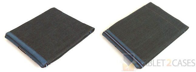 Bird Electron Denim for iPad 2