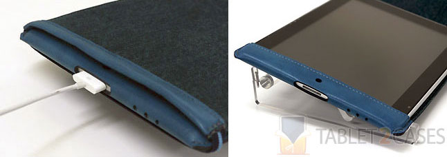 Denim for iPad 2 from Bird Electron