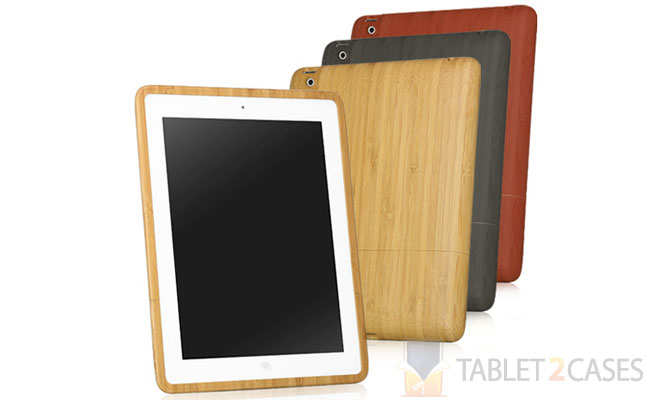 BoxWave True Bamboo iPad 2 Case