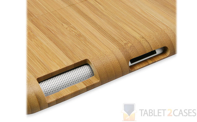 True Bamboo iPad 2 Case from BoxWave