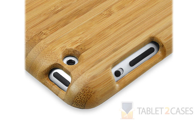 True Bamboo iPad 2 Case from BoxWave review