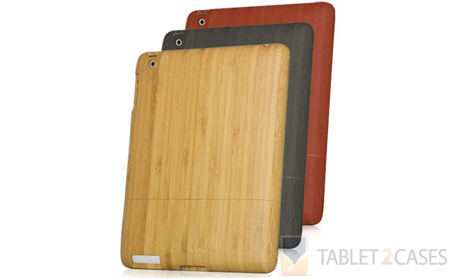True Bamboo iPad 2 Case from BoxWave screenshot