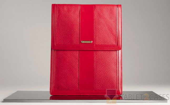 Textured Leather iPad Sleeve from Burberry screenshot