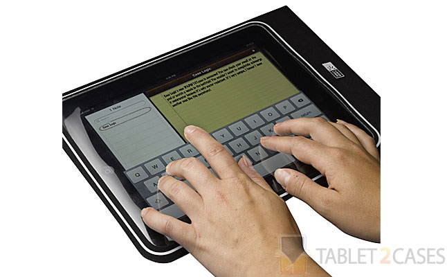 Water Resistant iPad Case from CaseLogic