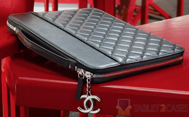 Chanel iPad Clutch
