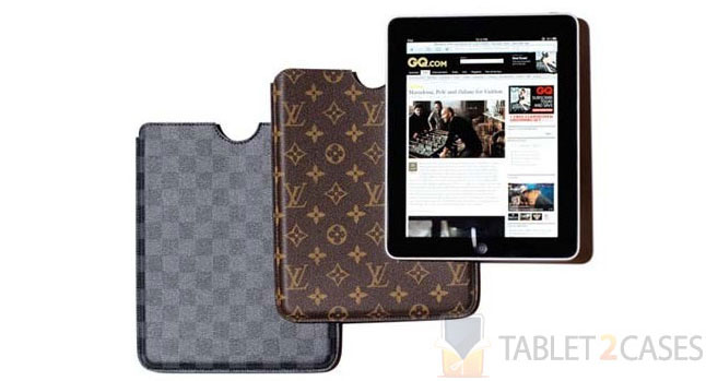 Designer tablet cases