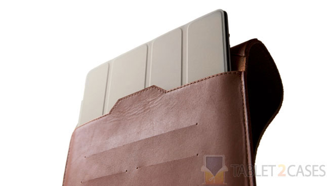 The Smart Sleeve for iPad 2 from Frappe Design