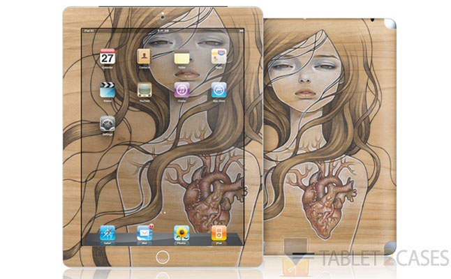 GelaSkins Apple iPad 2 Skin screenshot