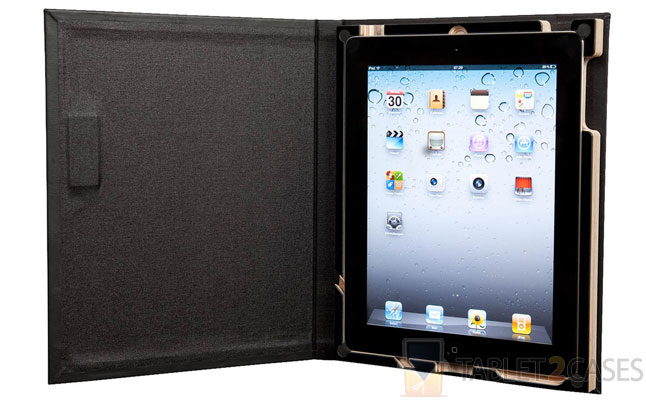 GermanMade G.1 iPad 2 Book Case