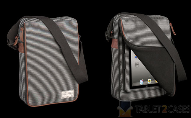 HEX Fleet Cross Body for iPad