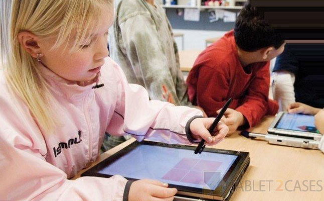 Kids and tablets