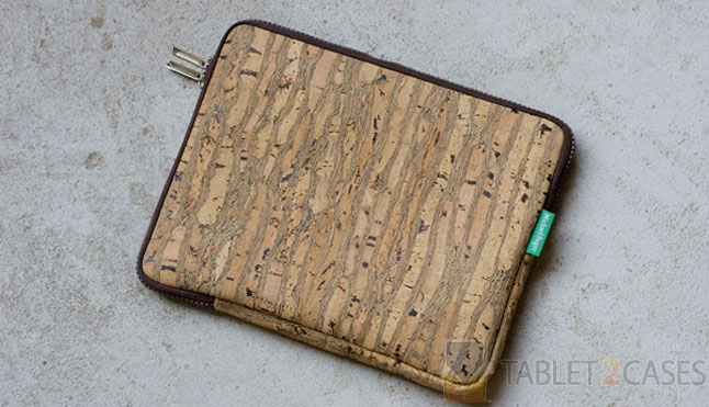 Michael Roger Landmade Cork iPad 2 Sleeve screenshot