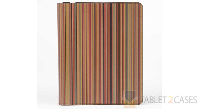 Paul Smith Vintage Stripe Tablet Cover screenshot