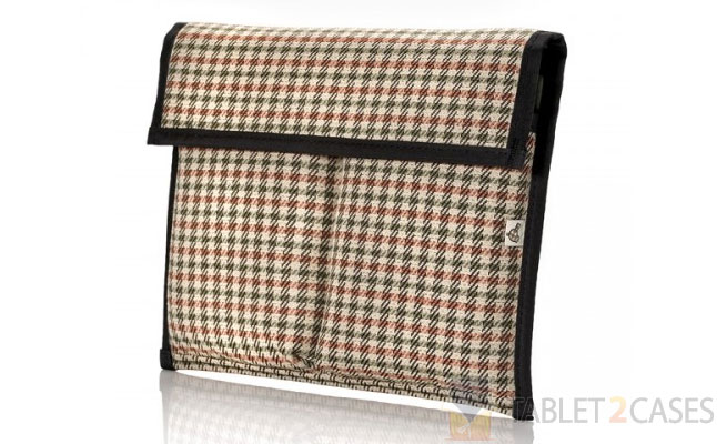 iPad Sleeve from Plaid Doctrine