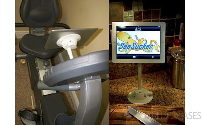 SeaSucker iPad Mounting System screenshot