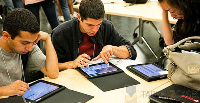 Tablet Insight: The Future of Textbooks