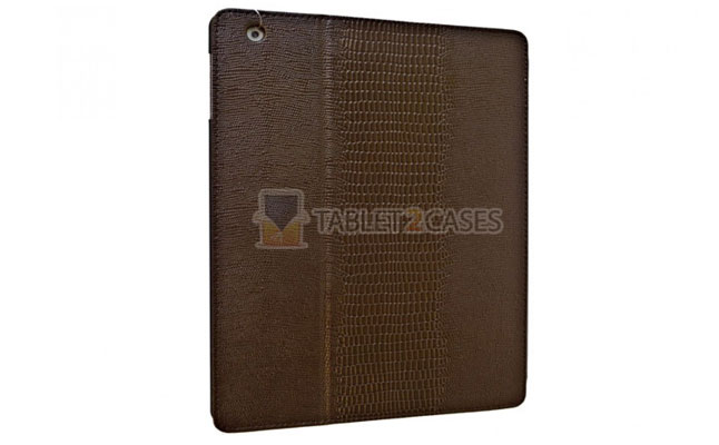 TS Case iPad 2 Leather Book Stand Case