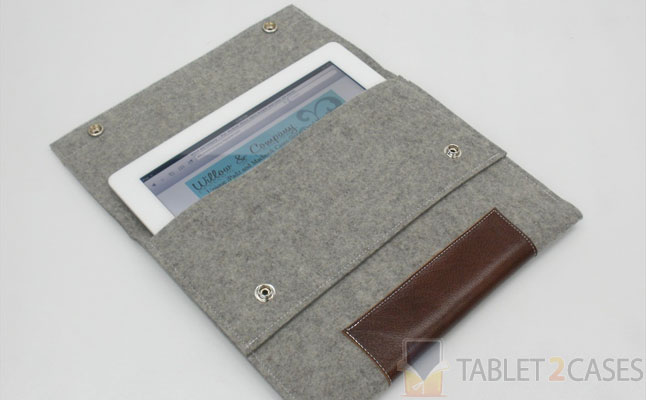 iPad 2 Case Sleeve Colonial Style from Willow and Company review