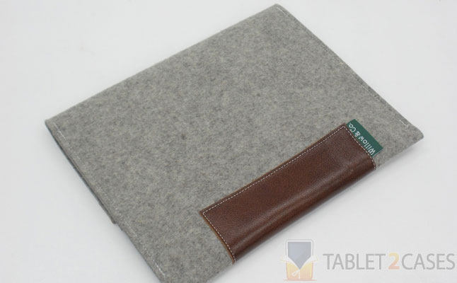 iPad 2 Case Sleeve Colonial Style from Willow and Company screenshot