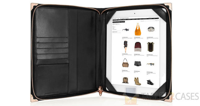 Prizma Textured Leather iPad Case from Alexander Wang review