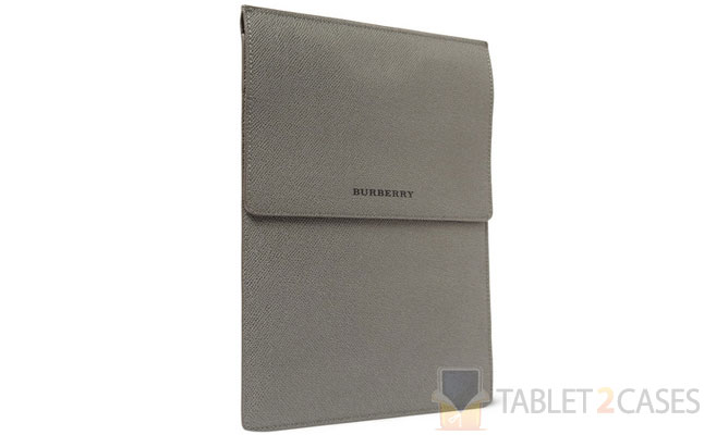 Burberry Gross Grain Leather iPad Case screenshot