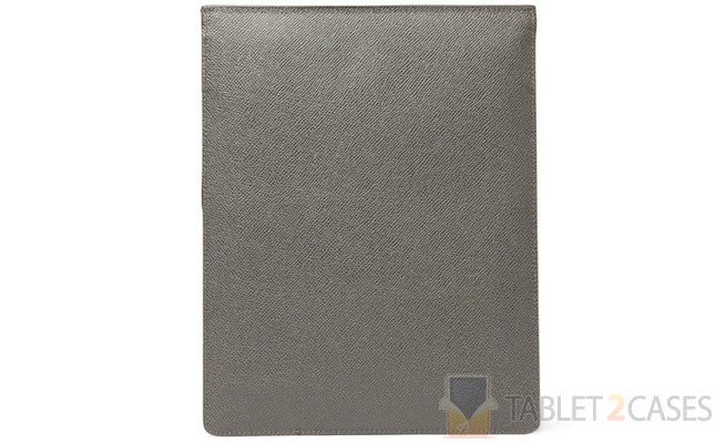 Gross Grain Leather iPad Case from Burberry review