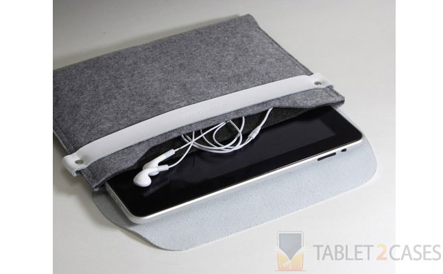 iPad/iPad 2 Sleeve from Charbonize review