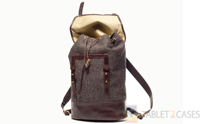 Black Sail Rucksack from Cherchbi