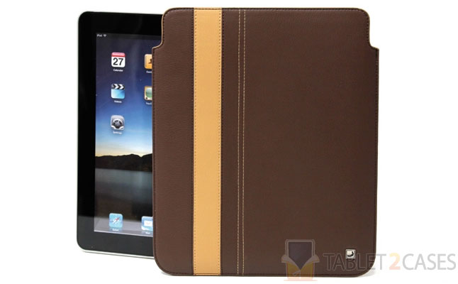 Cool Bananas SmartGuy Leather Pouch for iPad