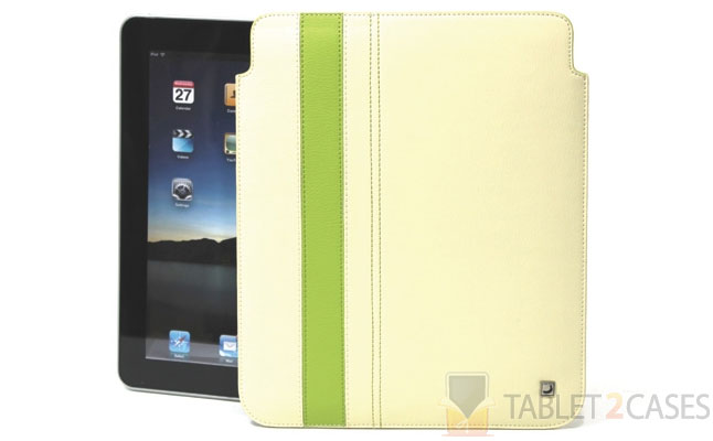 SmartGuy Leather Pouch for iPad from Cool Bananas