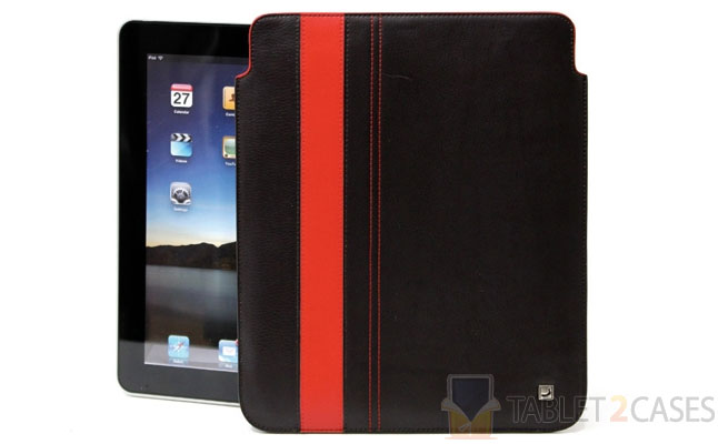 SmartGuy Leather Pouch for iPad from Cool Bananas review