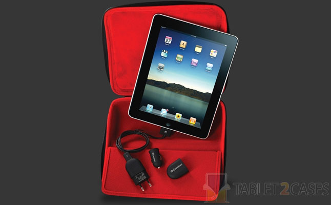 Covertec iPad Travel Ballistic Hard Case screenshot