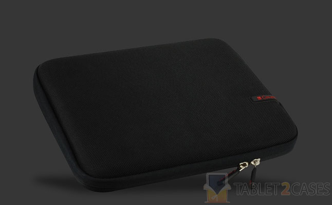iPad Travel Ballistic Hard Case from Covertec review