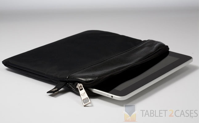 Slickman iPad bag from CradleSlate review