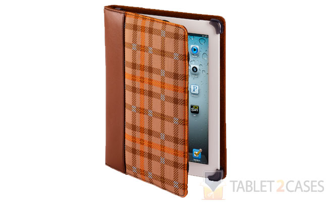 Cyber Acoustics Graphic Nylon iPad 2 Cover